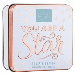 SOAP TIN WILD ROSE
