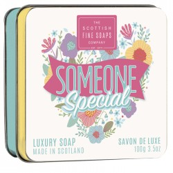 SOAP TIN THANK YOU FOR...