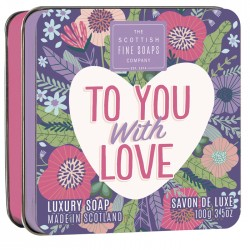 SOAP TIN LOVE YOU TO THE...
